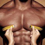 Замер грудных мышц