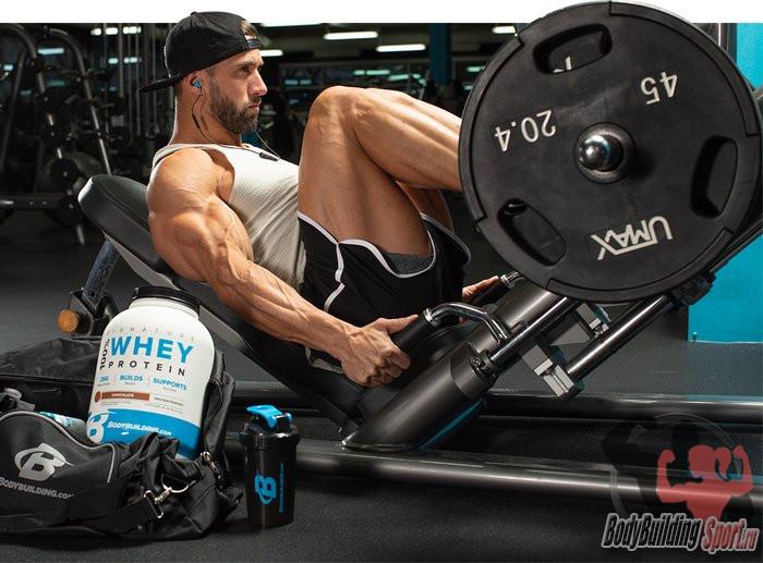 Какой протеин пить на тренировке