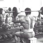 Тренировка дельтовидных мышц