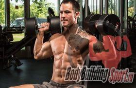 Прокачка дельтовидных мышц