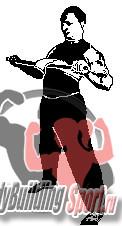 Статический жим лежа с помощью тяжелоатлетического пояса и железного стержня