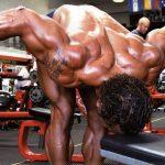 Тренировка заднего пучка дельт