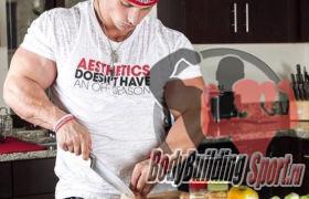 Питание для набора мышечной массы в бодибилдинге