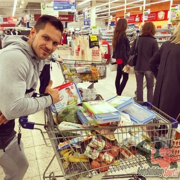 Покупка питания