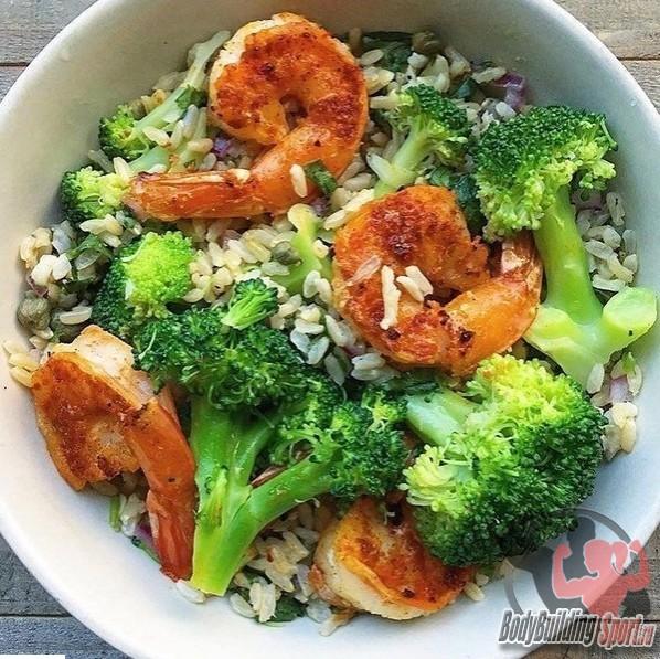 Правильное рисовое питание
